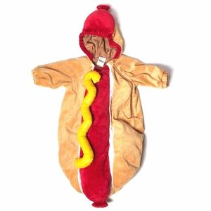 Target Baby 0-6 Months Hot Dog Costume with Hood
